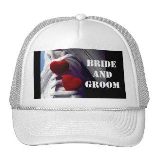 BrideandGroom Cap