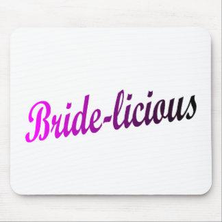 Bridelious (Lips) Mouse Pad