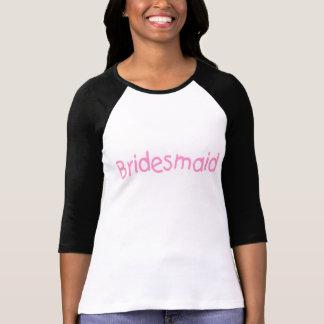 Bridemaid (Pink) Tees