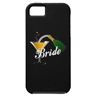 Brides Champagne Toast iPhone 5 Cover