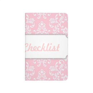 Bride's Checklist Pocket Journal