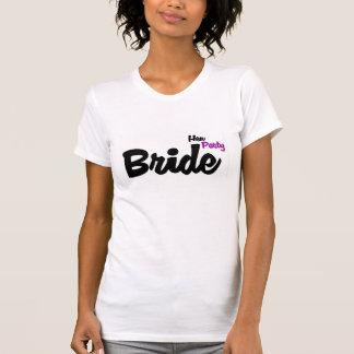 Bride's Hen Party T Shirt