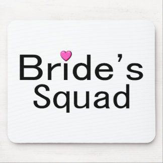 Brides Squad Mouse Pad