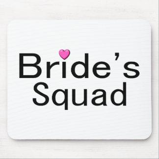Brides Squad Mouse Pad