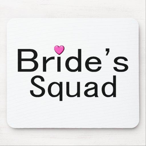 Brides Squad Mousepad