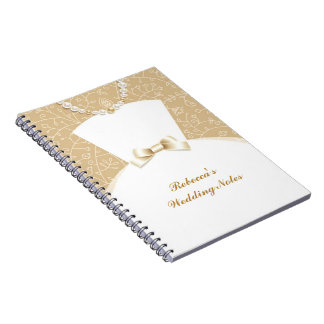 Bride's Wedding Notebook