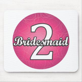 Bridesmaid 2 mousepad