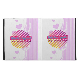 bridesmaid bachelorette wedding bridal party iPad cases