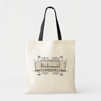 *Bridesmaid Bags