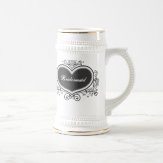 Bridesmaid Beer Stein
