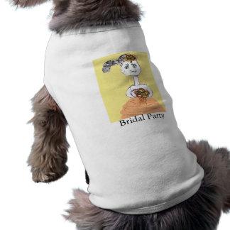 Bridesmaid Pet T Shirt