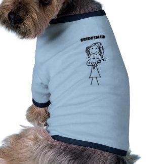 Bridesmaid Doggie Tshirt