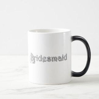 ♥ Bridesmaid  ♥Fun for Bachlorette Party, Shower♥ Magic Mug