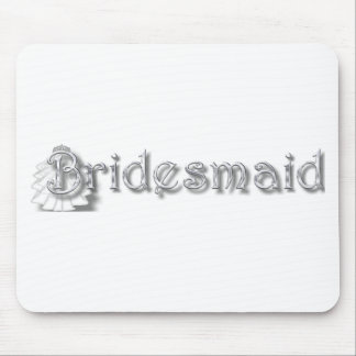 ♥ Bridesmaid ♥Fun for Bachlorette Party Shower♥ Mouse Pads