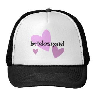 Bridesmaid Mesh Hat