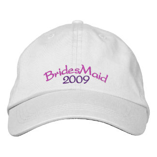 BridesMaid Hat Baseball Cap
