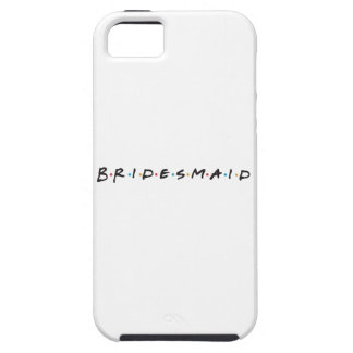 bridesmaid iPhone 5 covers
