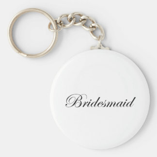 Bridesmaid Key Ring