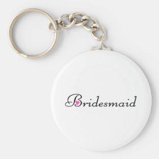 Bridesmaid Key Chains
