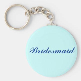 Bridesmaid Keychains