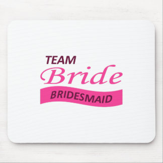 BRIDESMAID MOUSE PAD