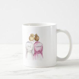 Bridesmaid? Mug Blonde Bride Blonde Maid