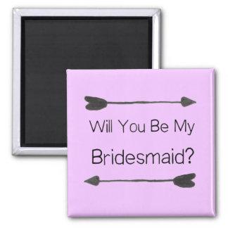 Bridesmaid Proposal Magnet