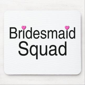 Bridesmaid Squad Mousepads