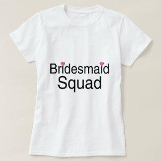 Bridesmaid Squad Tshirts