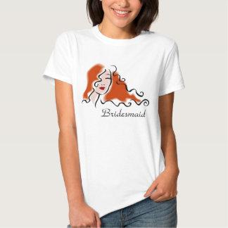 Bridesmaid T- Shirt