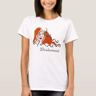 Bridesmaid T- Shirt