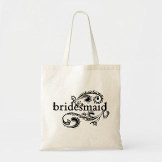 Bridesmaid Budget Tote Bag
