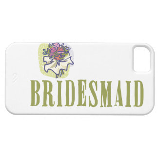 Bridesmaid Wedding party iPhone 5 Case
