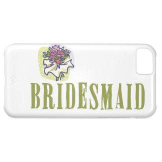 Bridesmaid Wedding party iPhone 5C Case