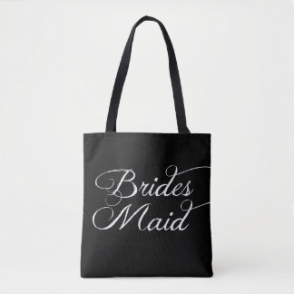 Bridesmaid Wedding Totes Bag