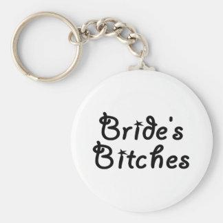 Bridesmaids Keychains