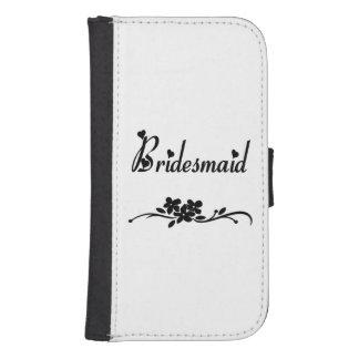 Bridesmaids Galaxy S4 Wallet Case