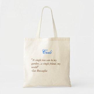 Bridesmaids tote- Quote 3 Tote Bag