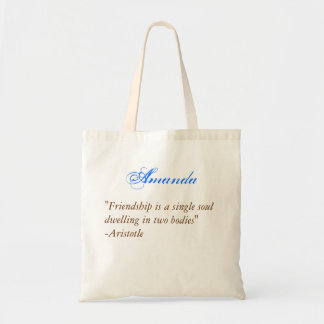 Bridesmaids tote - Quote 4 Budget Tote Bag