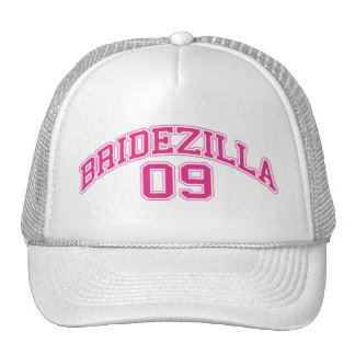 BRIDEZILLA 09 - hat