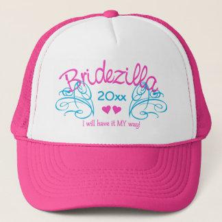 Bridezilla ANY year custom hat
