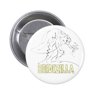 Bridezilla Buttons