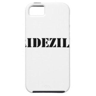 Bridezilla black iPhone 5 cover