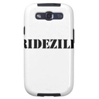Bridezilla black galaxy s3 cases