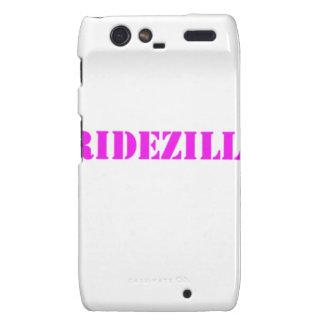 Bridezilla pink droid RAZR cover