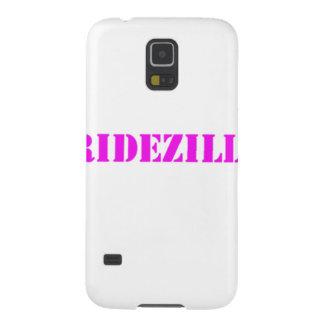 Bridezilla pink galaxy s5 covers