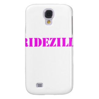 Bridezilla pink samsung galaxy s4 cover