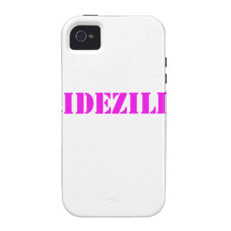 Bridezilla pink vibe iPhone 4 cover