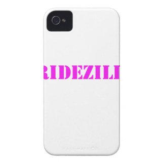 Bridezilla pink Case-Mate iPhone 4 cases