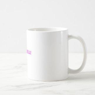 Bridezilla pink mugs